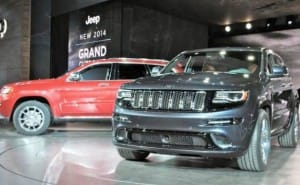 2014 Jeep Grand Cherokee ordering and pricing breakdown