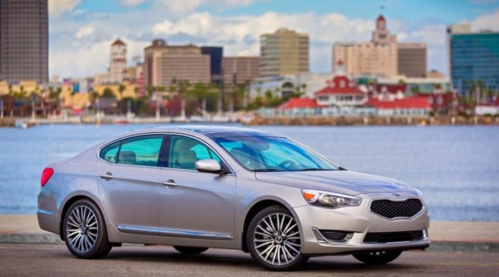 2014 Kia Cadenza specs defy price