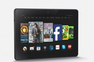 2014 Kindle Fire HDX 8.9 counters iPad Air specs