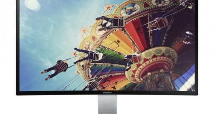 2014 Mac mini with Samsung SD590C curved monitor harmony