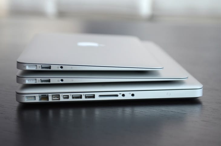 2014 MacBook Air, Pro battery improvement