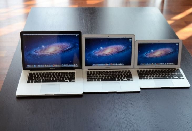 2014 MacBook Air and Pro redesign