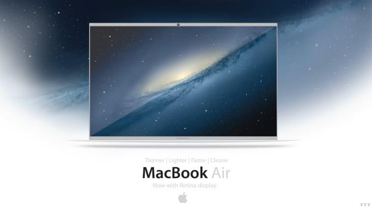 2014 MacBook Air specs