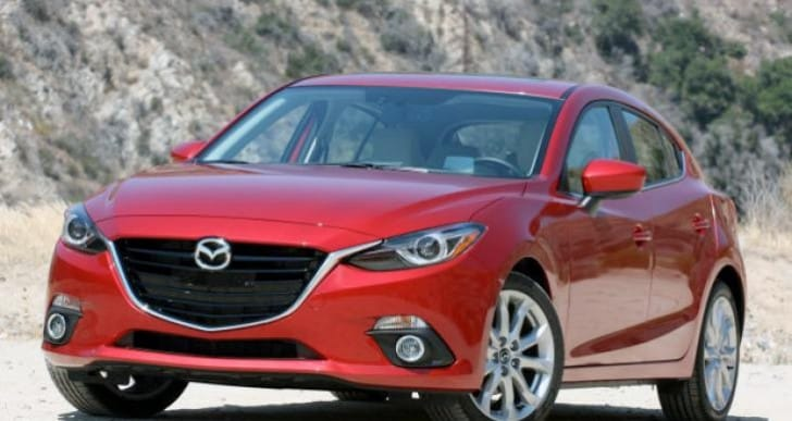 2014 Mazda3 mpg and price breakdown released