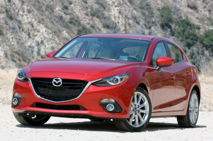 2014 Mazda 3 mpg price breakdown released