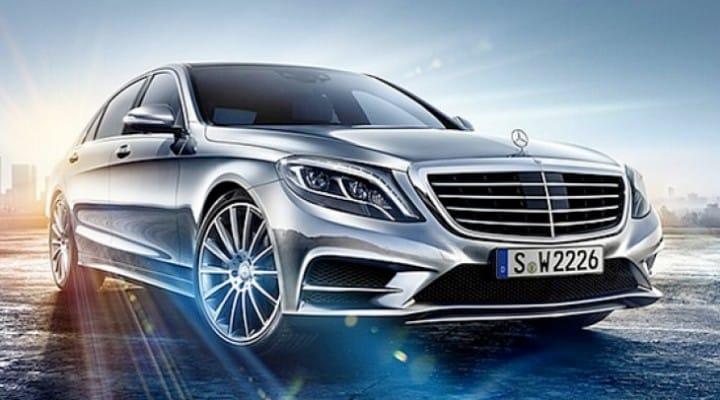 2014 Mercedes-Benz S-Class exterior, interior eye candy