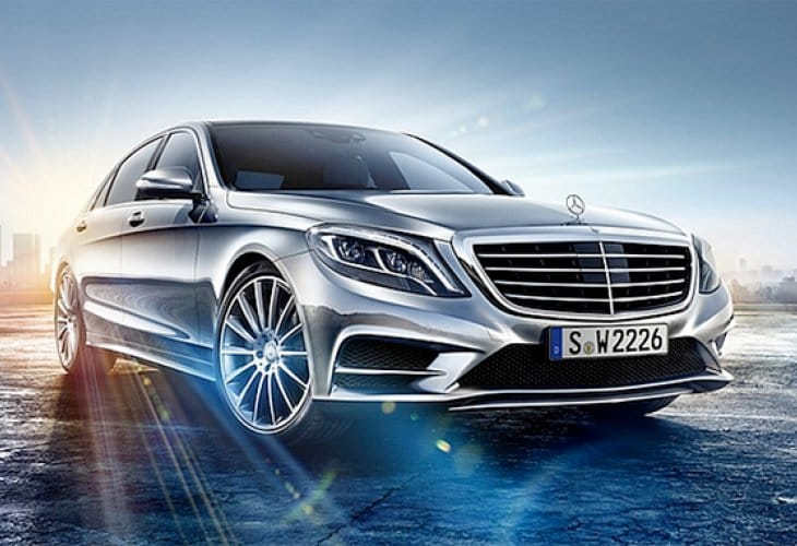 2014 Mercedes-Benz S-Class exterior, interior eye candy