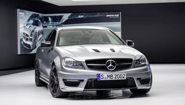 2014 Mercedes C63 AMG Edition 507 features more performance