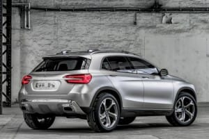 2014 Mercedes GLA India review contemplates price
