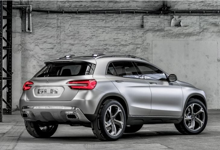 2014 mercedes gla india review contemplates price for Mercedes benz gla india