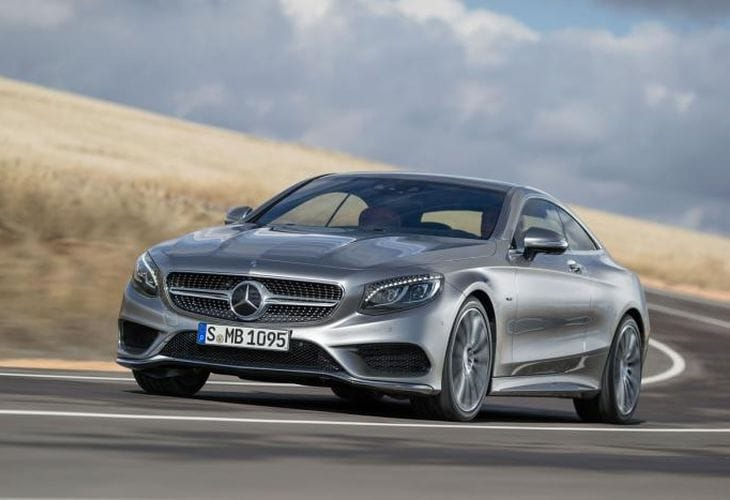 2014 Mercedes S-Class Coupe images, price and availability