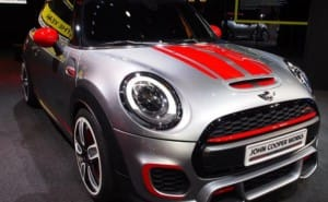 2014 Mini John Cooper Works pictures show promise
