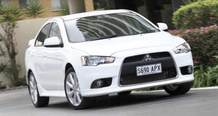 2014 Mitsubishi Lancer, Evolution, Sportback pricing and features