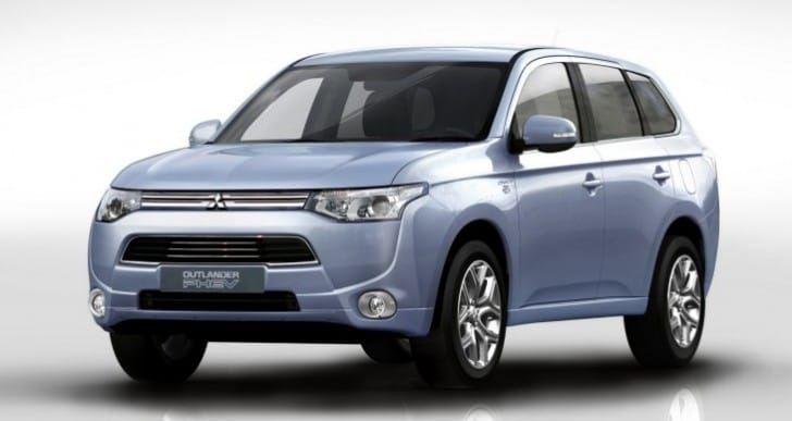 2014 Mitsubishi Outlander PHEV personal review opportunity