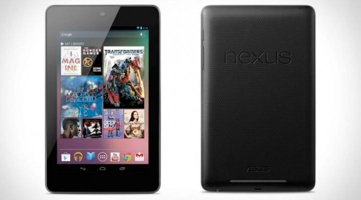 2014 Nexus 7 3rd generation rumors mount