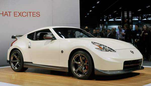 2014 Nissan 370Z performance tweaks