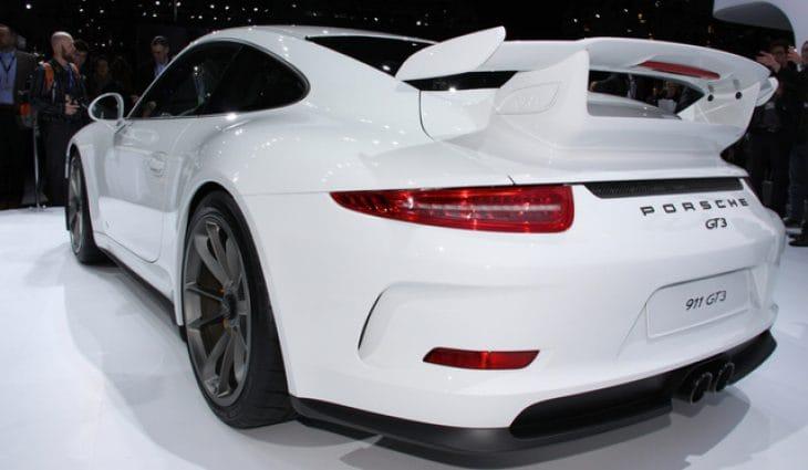 2014 Porsche 911 GT3 fix