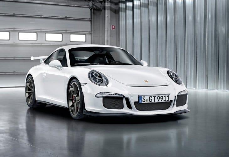 2014 Porsche 911 GT3 recall fears