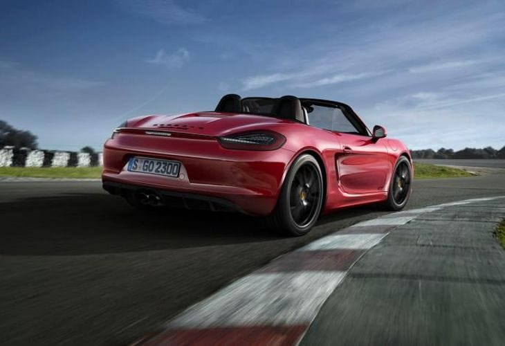 2014 Porsche Cayman GTS and Boxster revealed