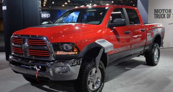 2014 Ram Power Wagon – New York release delight