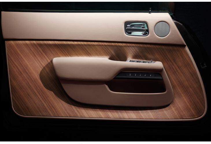 2014 Rolls-Royce Wraith interior teased