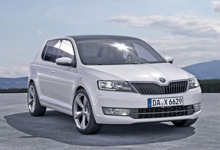 2014 Skoda Fabia price and reveal this Autumn