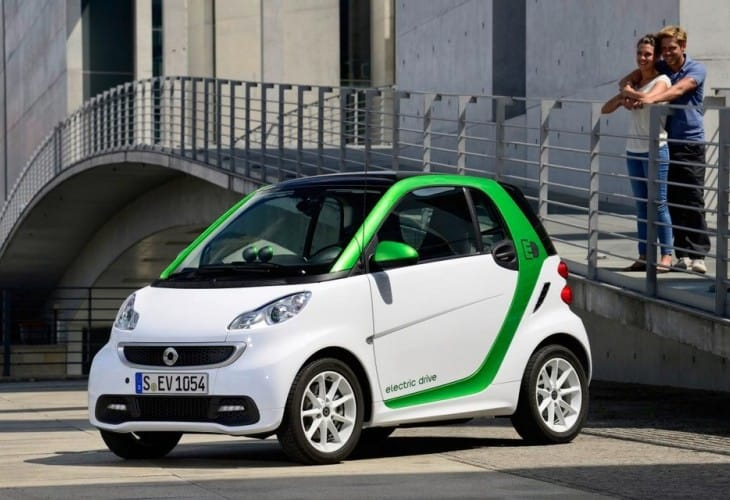 2014 Smart ForTwo Electric drive evaluation