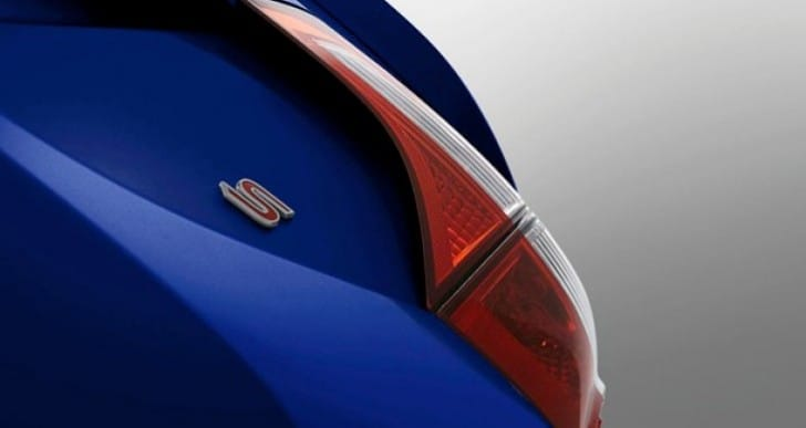 2014 Toyota Corolla S styling teased, interior still MIA