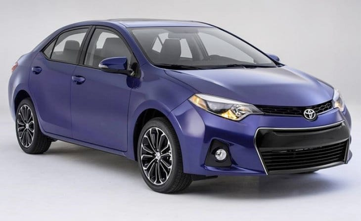 2014 Toyota Corolla UK engines and Q&A video