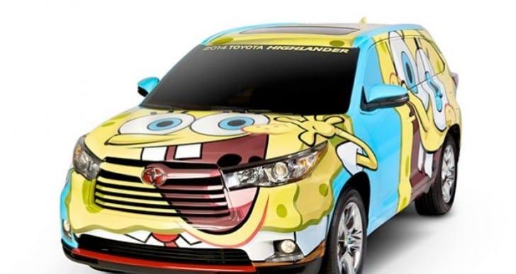 2014 Toyota Highlander marketing gets negative review