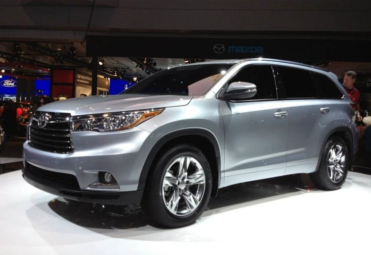 2014 toyota highlander attributes and key price product reviews net. Black Bedroom Furniture Sets. Home Design Ideas
