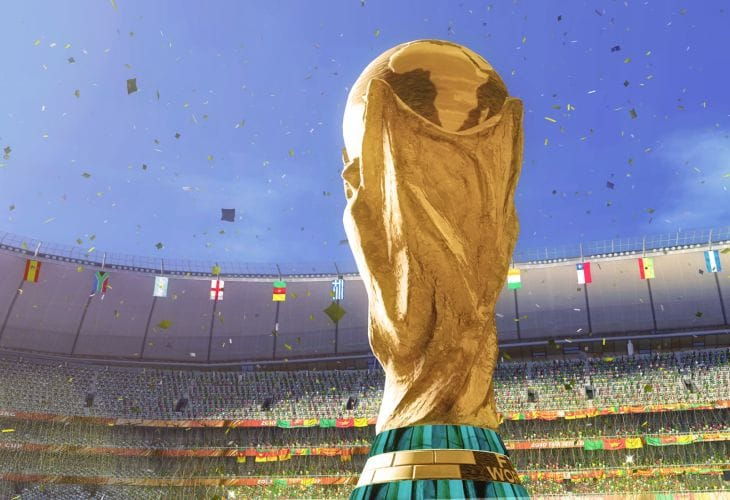 2014 World Cup Brazil will not brace the PS4 and Xbox One