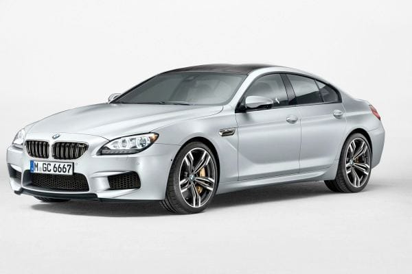 2014 bmw m6 gran coupe at detriot