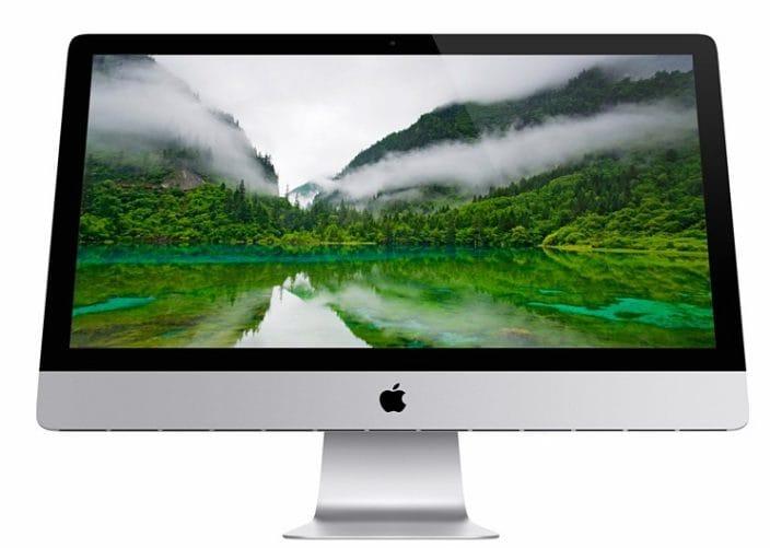 2014 iMac Retina