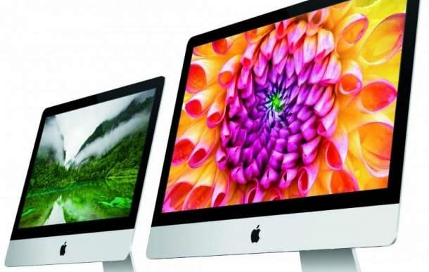 2014 iMac update with true Retina Display questioned