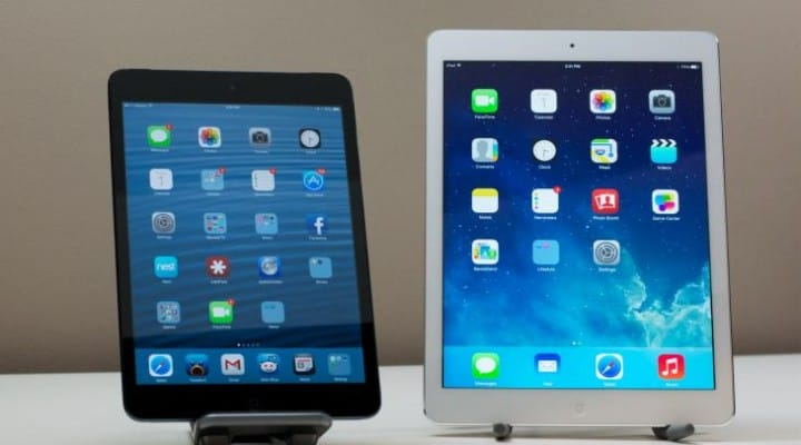 iPad 6 and 7 in same year, say Sony