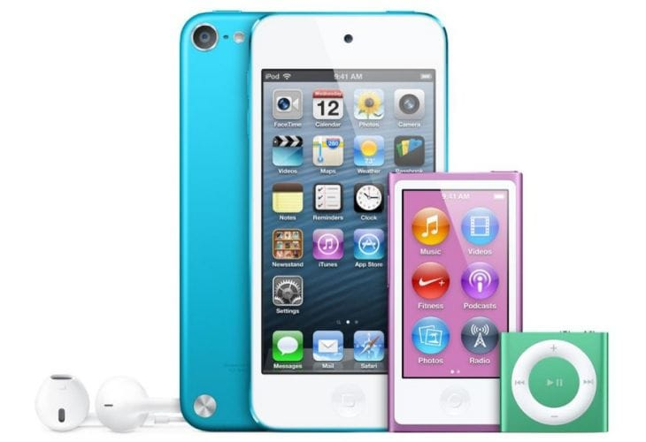 2014 iPod touch release doubts premature