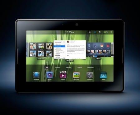 2014 sees final BlackBerry PlayBook update