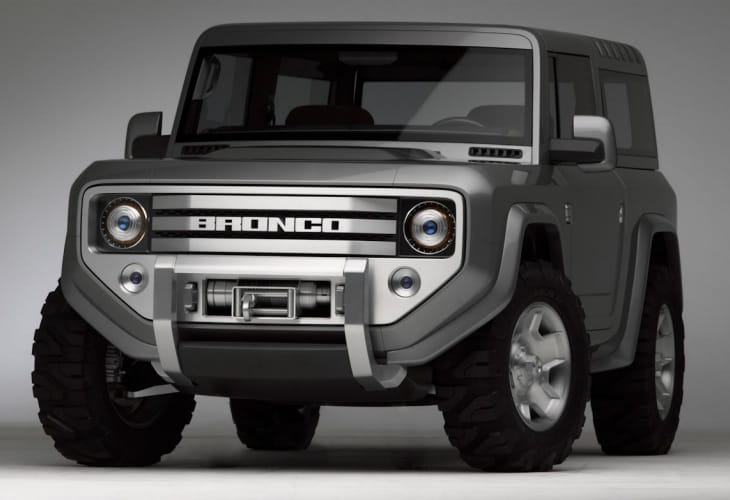 2015-2016 Ford Bronco – Paying price for tradition