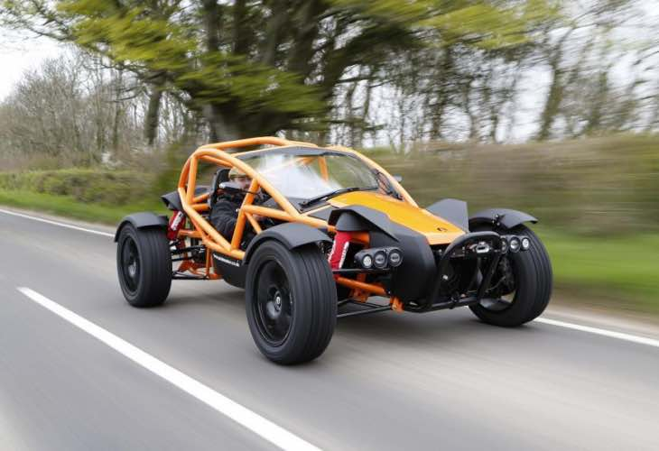 2015 Ariel Nomad review roundup utterly impresses