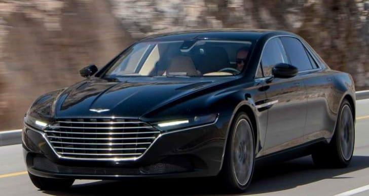 2015 Aston Martin Lagonda gets James Bond treatment