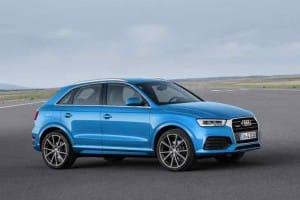 2015 Audi Q3 price in India