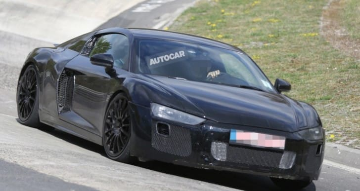 2015 Audi R8 performance revealed, not price