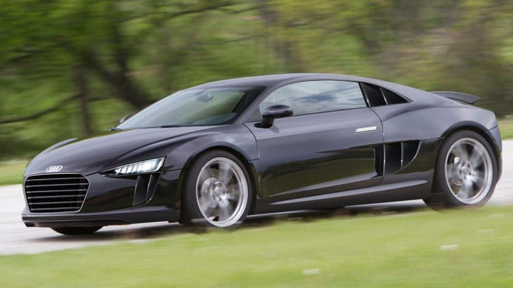 2015 Audi R8 performance revealed