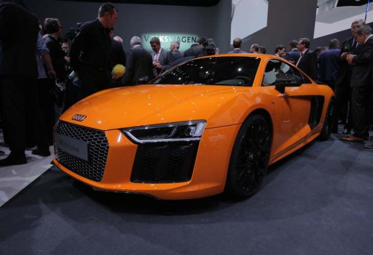 2015 Audi R8 price still not confirmed