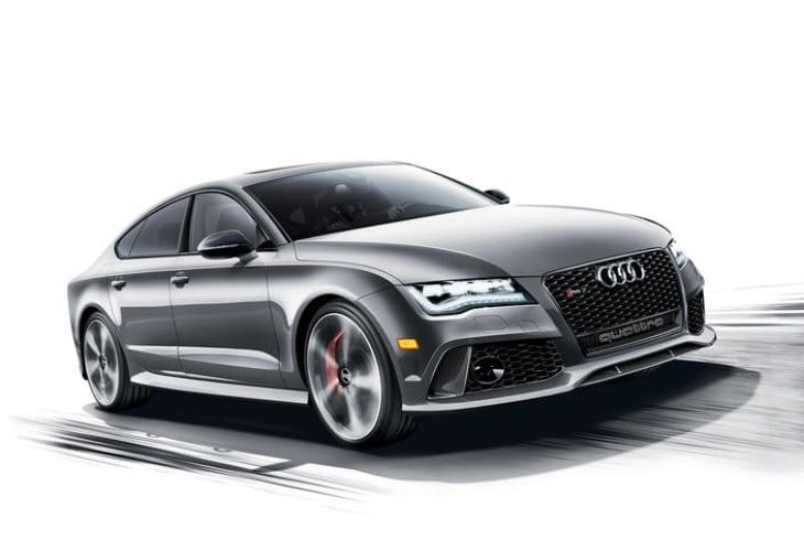 2015 Audi RS7 Dynamic Edition at New York with price