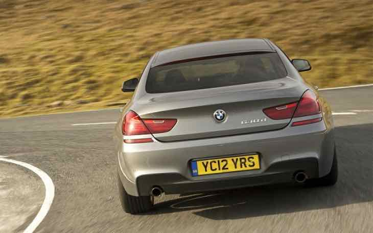 2015 BMW 6 Series Gran Coupe price