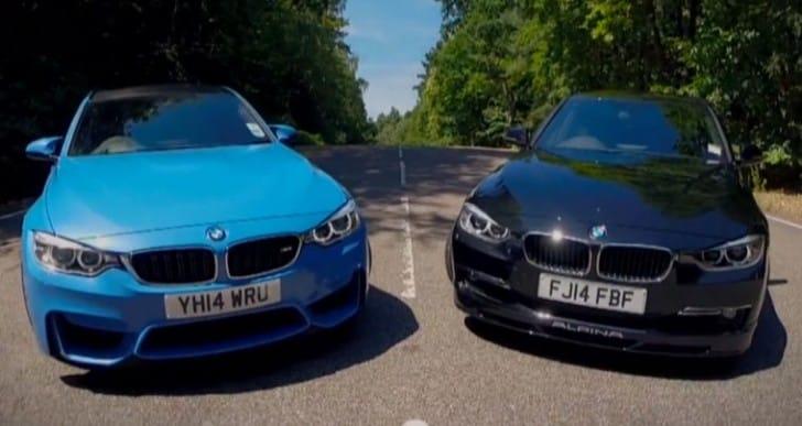 2015 BMW M3 vs. Alpina D3 – Gas vs. diesel