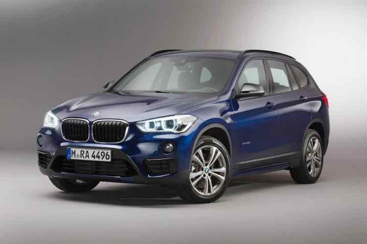 2015 BMW X1 equipment level