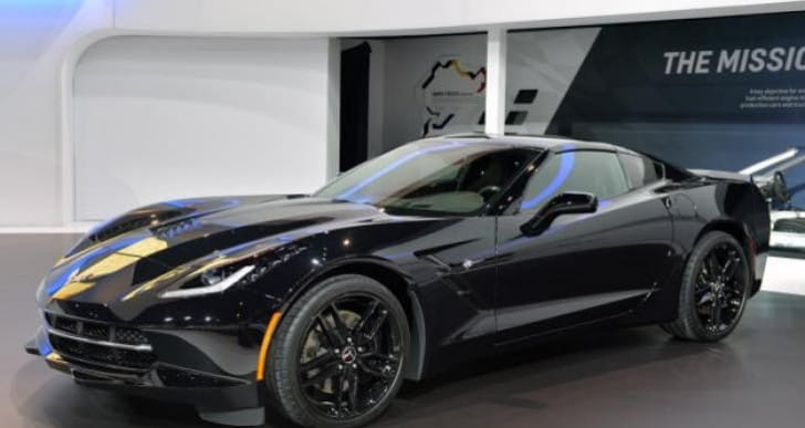 2015 Chevrolet Corvette Z06 delivery date imminent